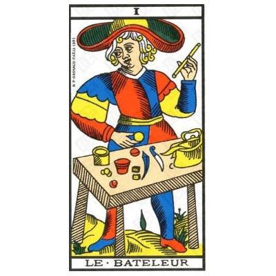 Tarot marseille ancien 1