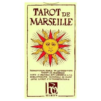 Tarot marseille Nicolas Conver