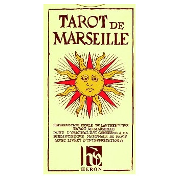 Tarot : marseille conver