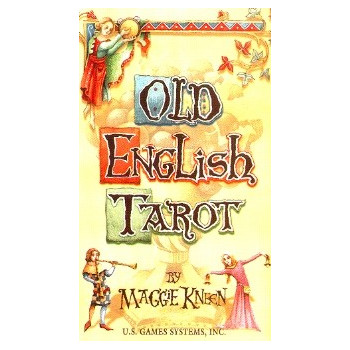 Tarot old english