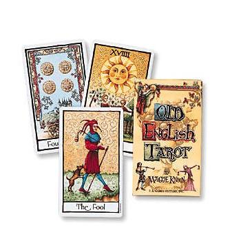Tarot old english 1