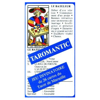 Tarot : taromantic