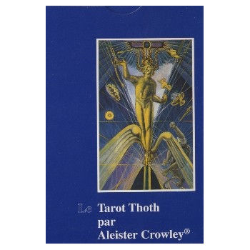 Tarot : thoth (aleister crowley)