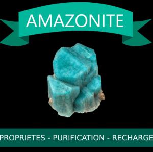 Amazonite propriétés en lithothérapie