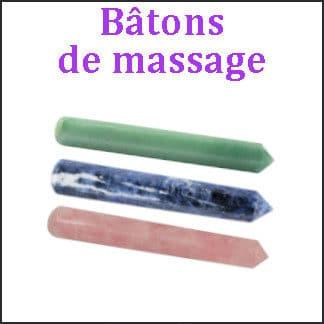 Bâtons de massage