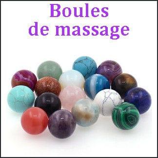 Boules de massage