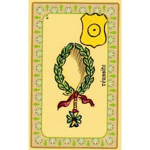 La Reussite Oracle Belline Signification Divination Site Esoterique