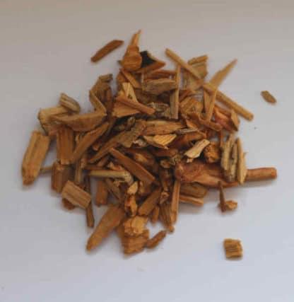 bois d'agar écorces