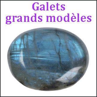 Galets grands modèles