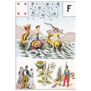 quatre de coeur l'ordre du temps grand lenormand