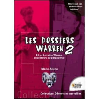 Livre les dossiers Warren tome 2