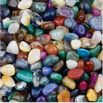 les minéraux pour la santé, psychologique, spirituel
