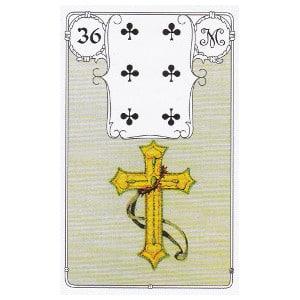 La croix petit lenormand