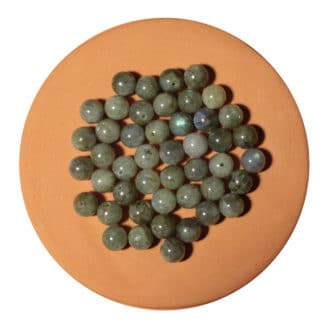 Perle de labradorite